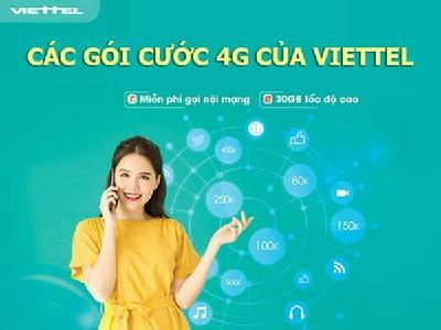 Cách đăng ký các gói data Viettel siêu tiết kiệm, siêu hot