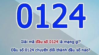 Đầu Số 0124 Là Mạng Gì? Đổi Thành Đầu Số Nào?