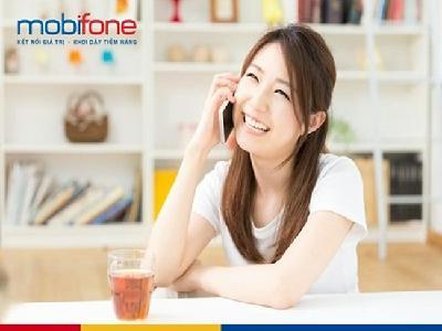Cách nhận các ưu đãi siêu khủng từ gói G1 Mobifone
