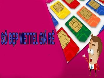 Chi tiết cách mua bán nhanh chóng sim số đẹp giá rẻ Viettel